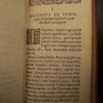 1633 1st ed PERSIA Middle East Costumes IRAN ELZEVIR Dutch West India Company