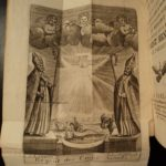 1762 Antiphons Chants & Holy Relics Saint SATURNIN GAUL Celtic Druids 17 Plates
