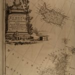 1774 HUGE MAP of British Isles Europe ICELAND Scandinavia Arctic Norway ATLAS