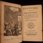 1759 History of Spanish Inquisition Catholic Spain InquisiciГіn EspaГ±ola Torture