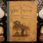 1889 1st ed Royal Progress of King Pepito Kate Greenaway Illustrated Children's