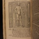 1782 Royal Medicine & Surgery Operations Human Anatomy Chirurgie Dionis 2v SET