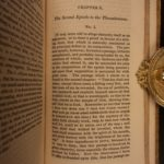 1822 Truth Scriptures Horae Paulinae William Paley Teleological Argument Bible