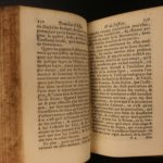1667 1st ed State Shield & Justice Lisola Forbidden by Louis XIV Habsburg France