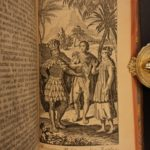 1715 Turkish Spy Ottoman Persian Empire Constantinople Turkey Illustrated 6v SET