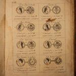 1807 1st ed Hugues Darier COINS Numismatics Commerce Trade GOLD Silver Money