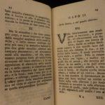 1771 1st ed Benjamin Franklin Electricity Experiments Physics ITALIAN Barletti