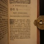 1725 1st ed Physician St Andre on WITCHCRAFT Demons Witches Sorcery Occult MAGIC