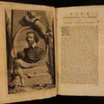 1694 1st ed Franciscus Junius Pictura Veterum Neoclassical Art Commentary Folio