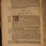 1685 Economy of Covenants God & Man Dutch Hermann Witsius Covenantal Theology
