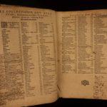 1605 Corpus Juris Canonici Catholic Church Canon LAW Pope Gregory Lancellotti