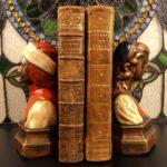 1787 1st ed Volney Voyages in Syria EGYPT Maps Illustrated Sinai Turks 2v SET