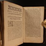 1588 Les Bigarrures Secret Codes SORCERY Abracadabra Magic WITCHCRAFT Witches