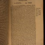 1580 1ed Paul of Venice Metaphysics Scholastic Philosophy LOGICA Logic Woodcuts
