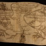 1668 Loschi Royal Family Trees & Genealogy Illustrated Ottoman Britain Milan