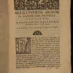 1585 Military Tactics of Remigio Fiorentino Greek Roman & Modern Ancient Battles