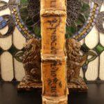1596 1st ed Thomas Cajetan + Aquinas Summa Theologica Catholic FOLIO Theology