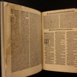 1508 Baculus Pastoralis Catholic Church Canon Law Bishops Post Incunable