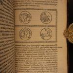 1590 Britannia by William Camden Great Britain IRELAND SCOTLAND Saxons England