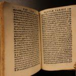 1542 Stimulus Amoris S Bonaventure James of Milan Medieval Franciscan Philosophy