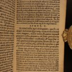 1583 Aphorisms of Hippocrates Greek Medicine Remedies Diseases Surgery Health