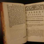 1782 Albertus Magnus SECRETS Herbal CURES Magic Potions Occult Sciences Alchemy