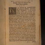 1551 Silius Italicus PUNICA Punic Wars Epic Poetry Hannibal & Scipio Africanus