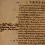 1631 1ed Vatican Library Curator Praefecto Urbis Felice Contelori ROME Papacy