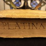1573 1st ed Lives of the POPES Platina Vatican Catholic Papacy Humanism FOLIO