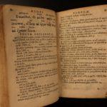 1668 1st ed Fables of Aesop Ancient Latin & GREEK Mythology Folklore Ethics
