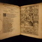 1589 1st Pope Sixtus V Vatican City ROME Italy Pinadello Illustrated Portraits