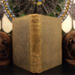 1852 1st ed Lives of Winfield Scott & Andrew Jackson Americana WAR Politics