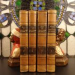1857 1ed Christian Missions in CHINA Tibet Abbe Huc HUGE MAP 4v SET Chinese