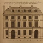 1654 French Architecture Jean Marot Palaces Hotels Cathedrals Paris Illustrated