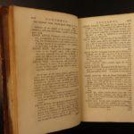 1751 1st English ed Theory & Practice Commerce Navy Uztariz Spanish Economics 2v