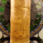 1580 1st ed Roman Catholic Church LAW Pope Gregory XIII Rome Papacy Mass FOLIO