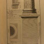 1760 Italian Architecture Michelangelo Vignola ART Illustrated Palaces Barozzi