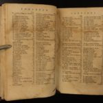 1770 Art of Cookery Plain & Easy Hannah Glasse ENGLISH Cooking Cuisine Cook Book