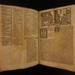 1512 Fasti by OVID Mythology Roman Gods Latin Marsus Commentary Post Incunable