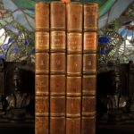 1762 1st ed Anecdotes of Painting in England Horace Walpole Illustrated ART 4v