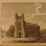 1804 England Delineated Illustrated CASTLES Ruins City Views Westminster 2v SET