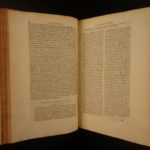 1570 1st ed Henri Estienne Classical Orations Xenophon Greek Speeches HUGE FOLIO