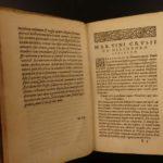 1611 1ed RARE ETHIOPIA History of Heliodorus Mythology Egypt Persia Aethiopica