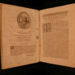 1566 Andre Tiraqueau Humanism LAW Social Nobility French Royalty Kings Latin