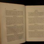 1869 1ed Life of Jefferson Davis SECRETS Civil War Slavery Confederate President