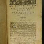 1564 SILVA Pedro Mejía Mexia SPAIN Spanish Humanism Renaissance Italian Erasmus