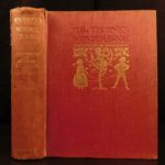 1922 Wonder Book Nathaniel Hawthorne Greek Mythology Arthur Rackham ART Myth