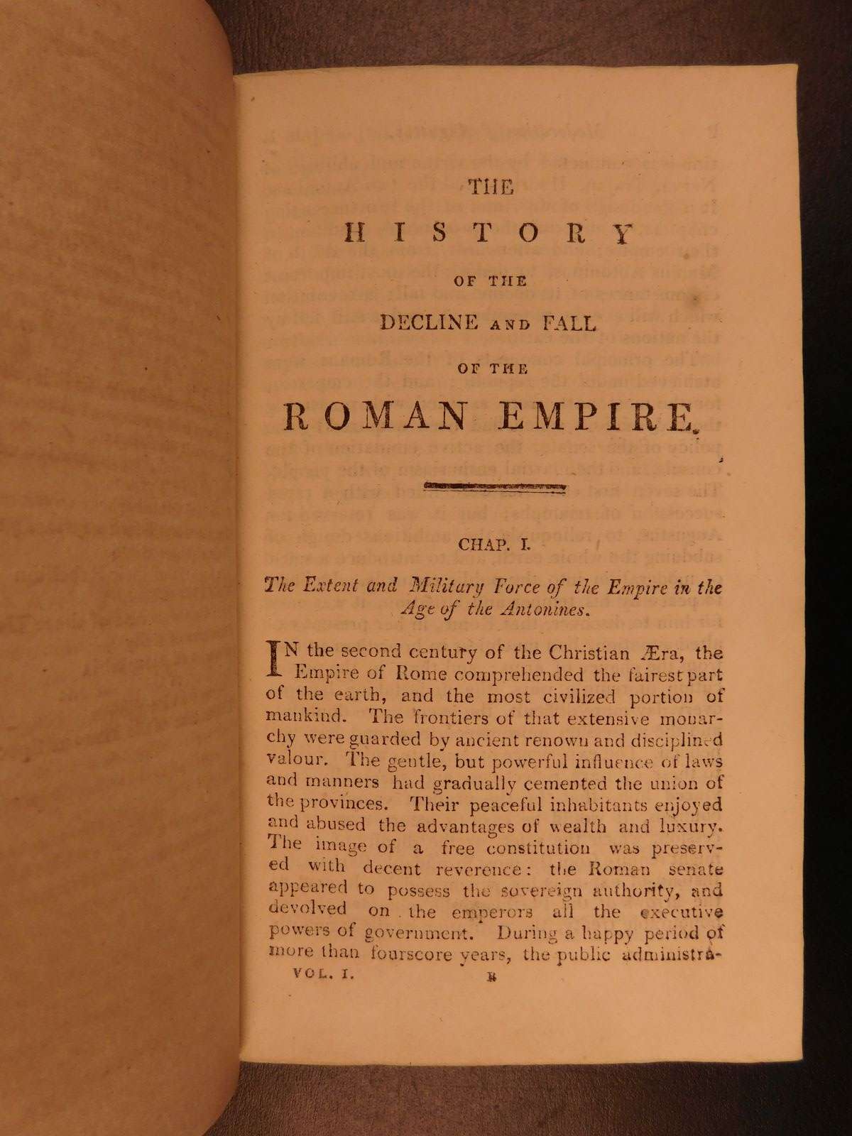 a description of the history of the decline and fall of the roman empire The decline and fall of the roman empire audiobook cover art  examining a  period of world (european) history (late antiquity throughout the middle ages)   after an overview of the time it begins in depth with emperor commodus and  goes.