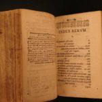 1696 Johann Andreas DANZ Jewish Hebrew Grammar Language Judaica Ebraeo-Chaldaeus
