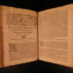 1589 Magiae Naturalis by Porta Magic Alchemy Poison Gunpowder Occult Witches